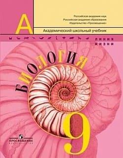 тесты по биологии 6 класс учебник пономарева