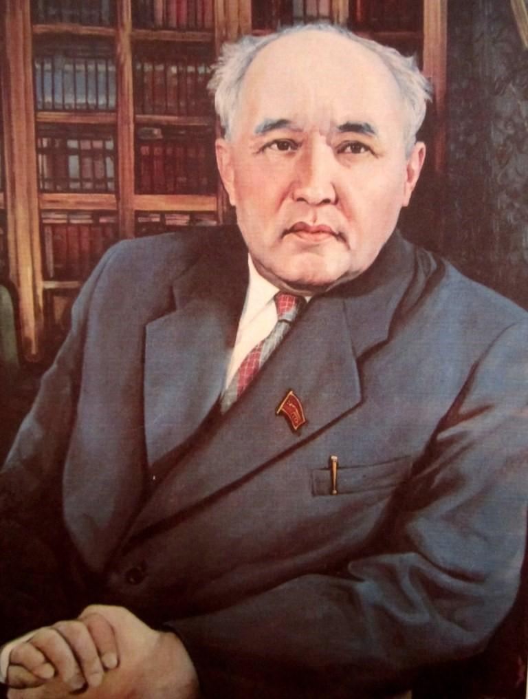 М. Ауэзов