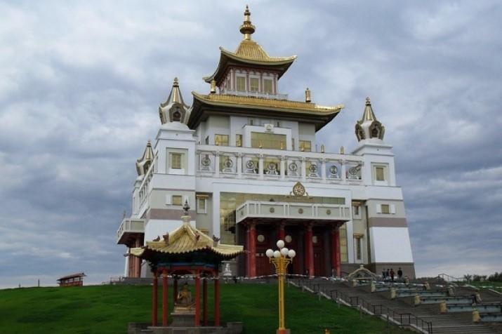 вопрос теста Самый крупный российский буддистский храм