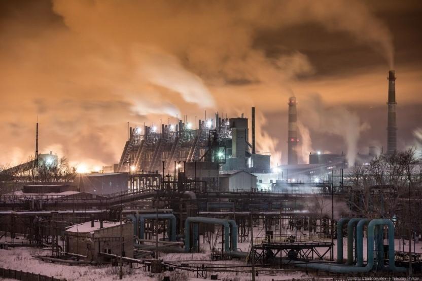 вопрос теста Челябинский металлургический комбинат