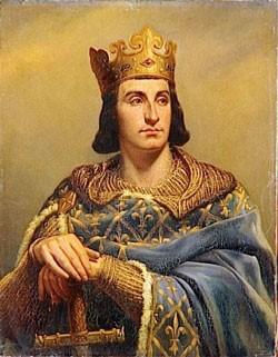 вопрос теста Филипп II Август