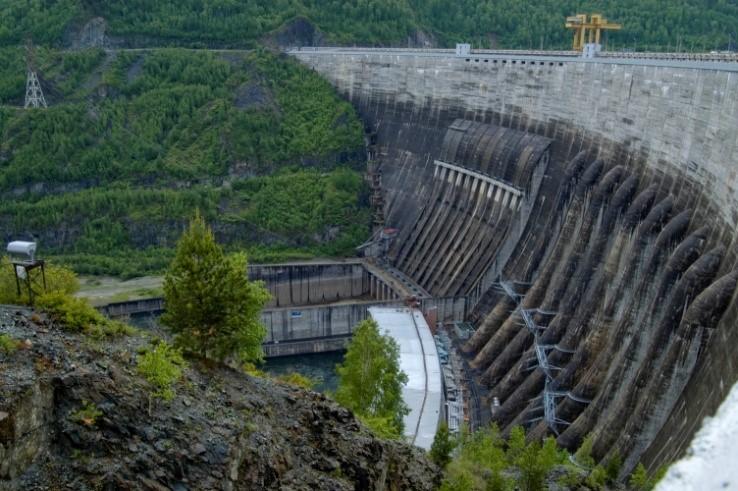 вопрос теста ГЭС