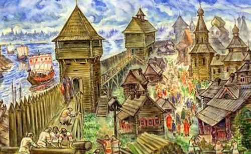 Хольмгард (Новгород)