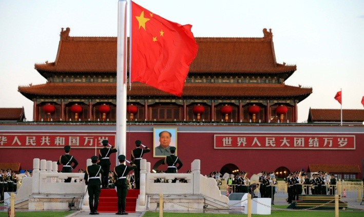 вопрос теста Китай, 5 часовых поясов