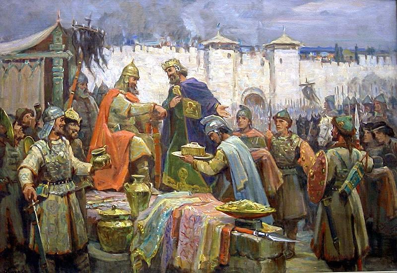 Русско-византийский договор 911 г.