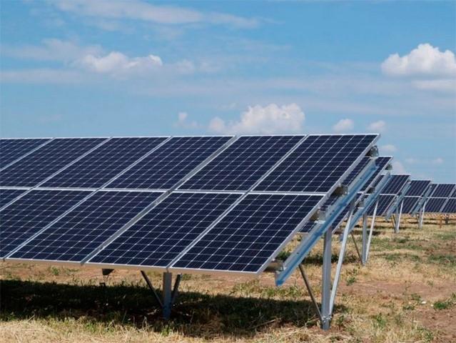 вопрос теста Солнечная энергия