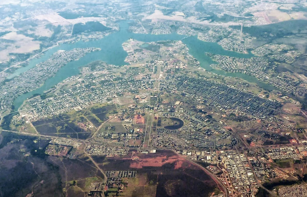 вопрос теста Столица Бразилии