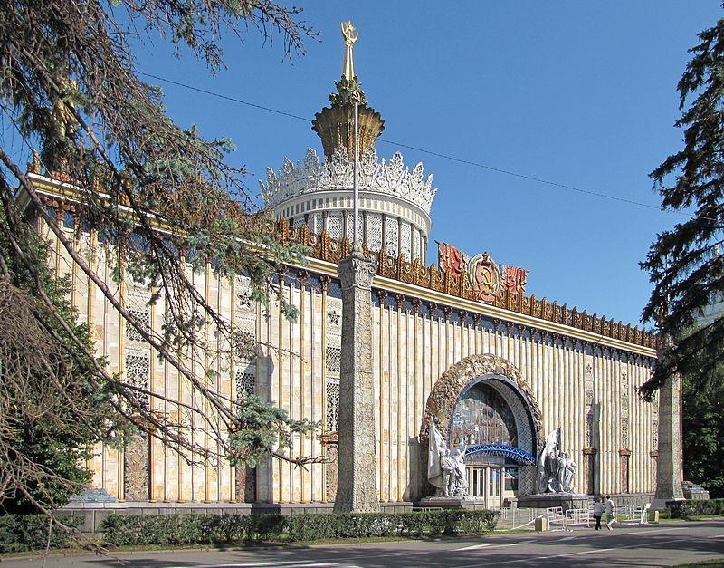Павильон Украины на ВДНХ