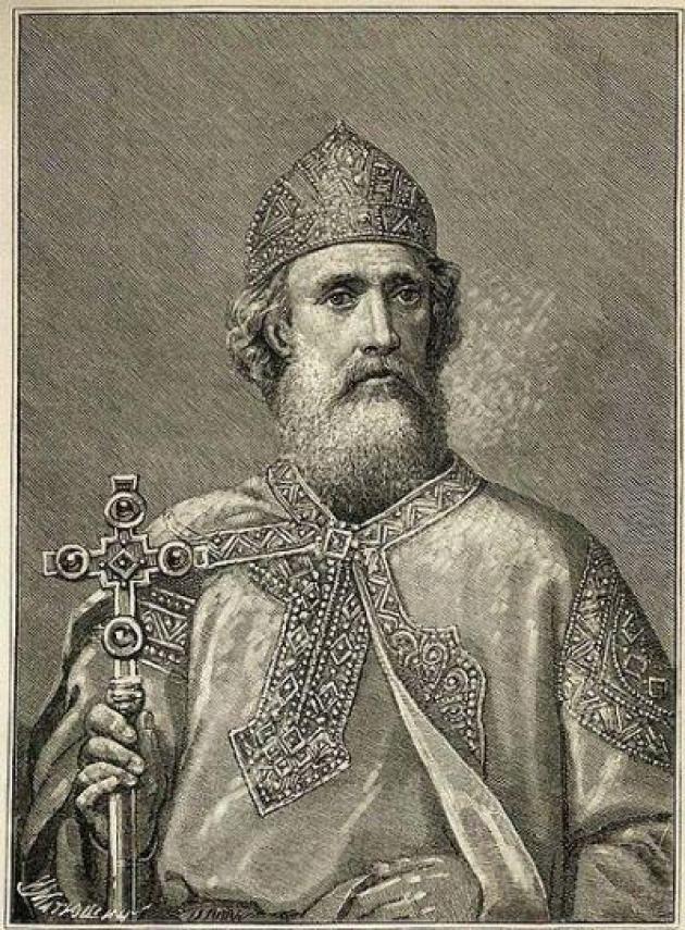 вопрос теста В каком году умер Владимир Святославич Святой