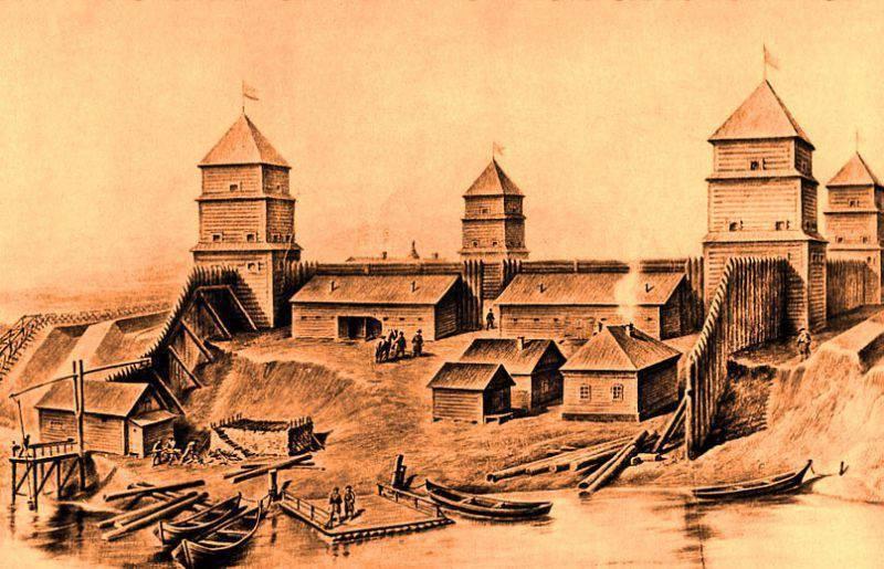 Железинская крепость